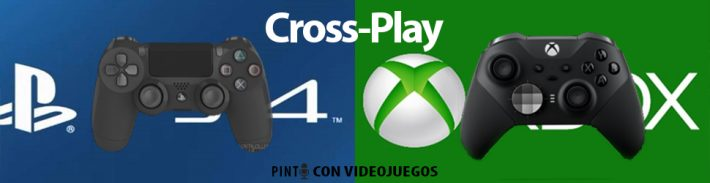 cross-play entre Xbox One y PS4